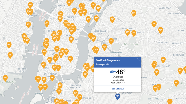Personal Weather Stations Let You Find the Weather in Your Neighborhood
