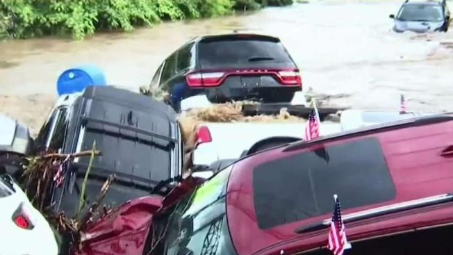 owner of nj car dealership in viral flooding video says his business isn 39 t to blame for flooding. Black Bedroom Furniture Sets. Home Design Ideas