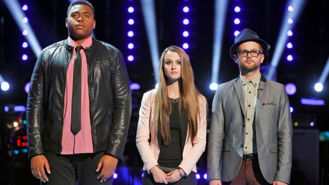 """The Voice"" Gets Its Top 12 Contestants: Usher Picks TJ, Bria and Josh for Live Rounds"