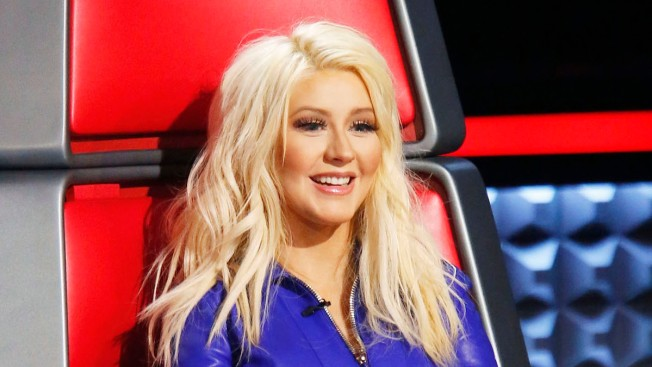 Christina Aguilera Offers Well Wishes to Blake Shelton, Gwen Stefani
