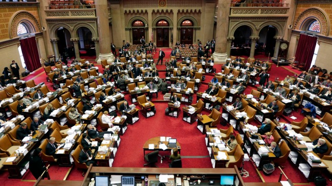 New York Legislature Passes $140 Billion Budget