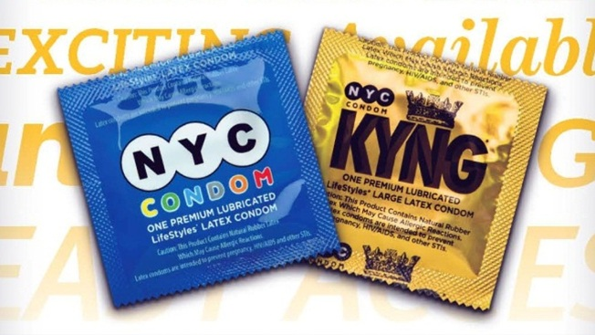 Health Officials Hand Out NYC-Branded Condoms at Sex Museum