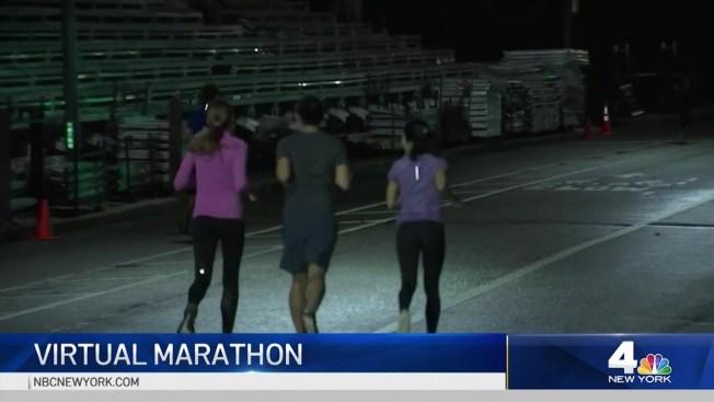 The NYC Marathon Goes Virtual