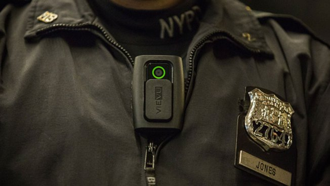 NYPD Plans to Put Body Cameras on All 23,000 Patrol Officers by 2019