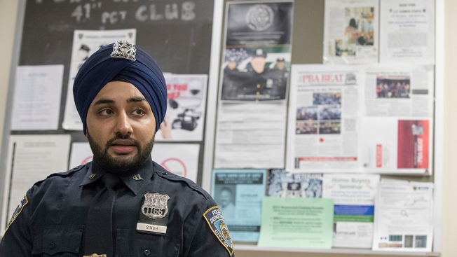 Fashion Police: NYPD Eases Rules on Tattoos, Turbans, Beards