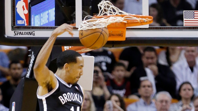 Nets Finish Sweep of Heat, Win 88-87