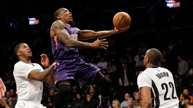 Suns Rally Late, Beat Nets 108-100 in Overtime
