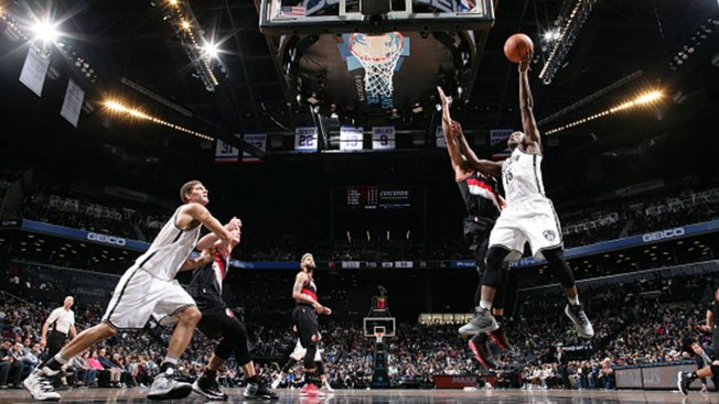 McCollum scores 33 points, Trail Blazers beat Nets 129-109