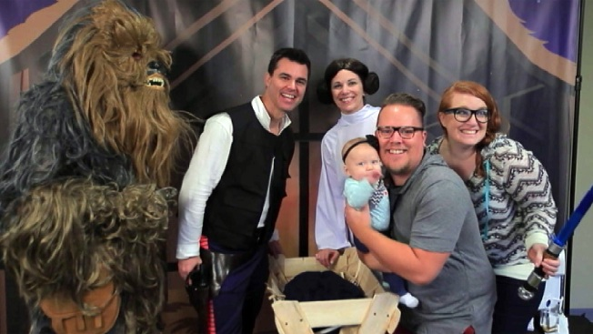 The Force Is Strong With This New Jersey Church