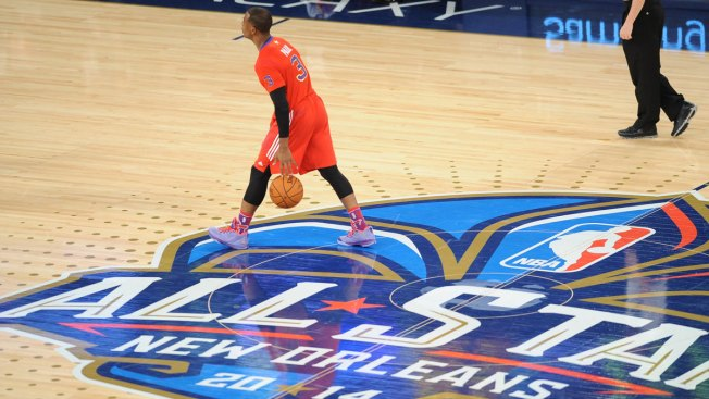 NBA Chooses New Orleans for 2017 All-Star Game: AP
