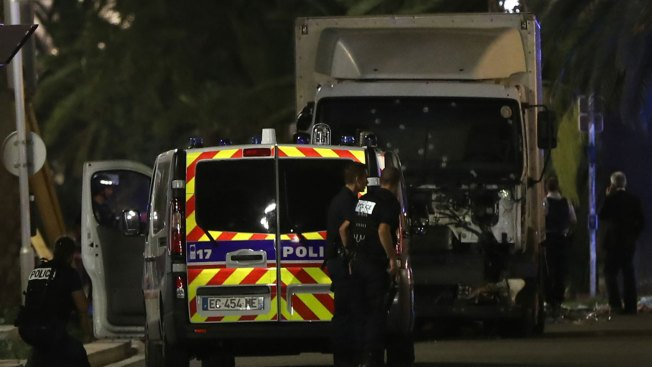 How the Truck Attack in Nice Unfolded
