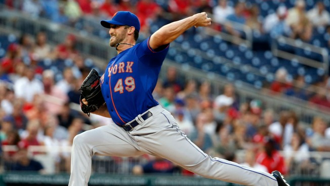 Niese Hit Hard as Mets Fall to Nationals 1-7