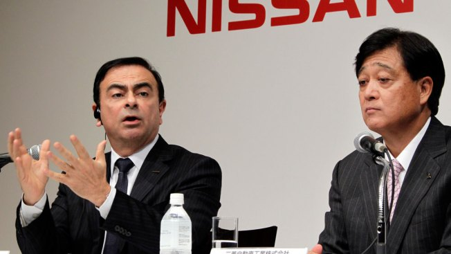 Nissan and Mitsubishi in Talks on Partnership
