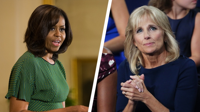Michelle Obama and Jill Biden Are Headed to 'The Voice'