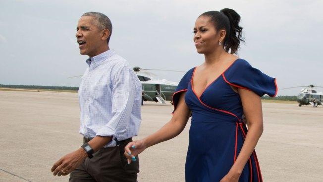 Michelle Obama Hosts Star-Studded Birthday Party for President Barack Obama