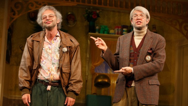 Hit Comedy 'Oh, Hello' Follows Line of Broadway Shows Filmed for Broadcast