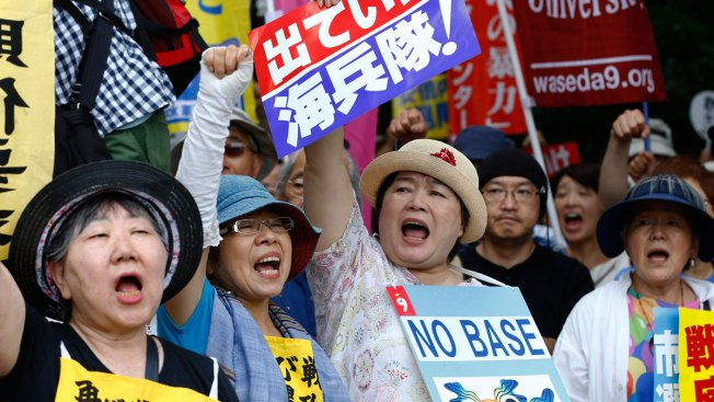 US Contractor Charged With Rape, Murder of Okinawa Woman