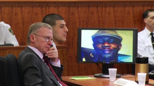 Trial of Ex-Patriot Aaron Hernandez Delayed by Weather