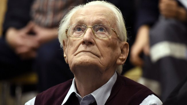 Ex-Auschwitz Guard Going to Prison After Court Rejects Appeal