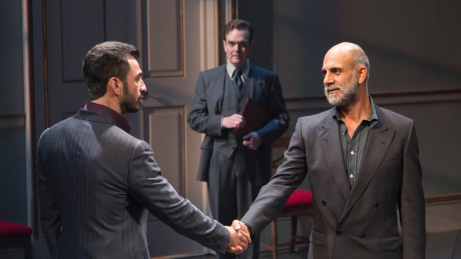 The Gripping 'Oslo' Tells Untold Tale Behind Israeli and Palestinian Peace Accord