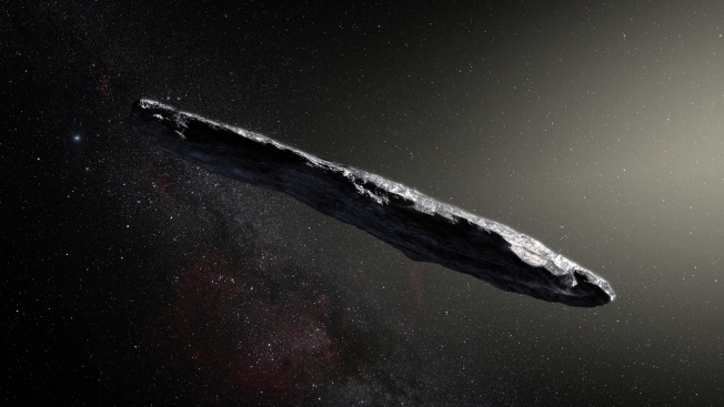 This Mysterious Asteroid Is Being Checked for Signs of Alien Life
