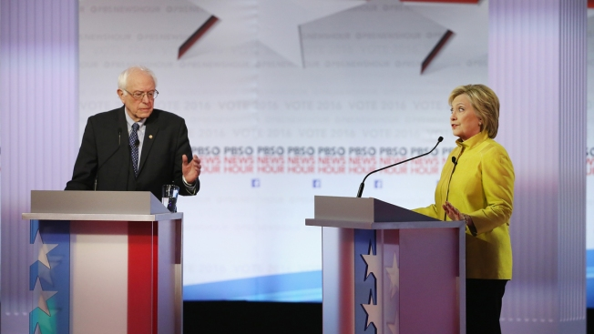 Clinton Says Sanders Making Promises That 'Cannot Be Kept'