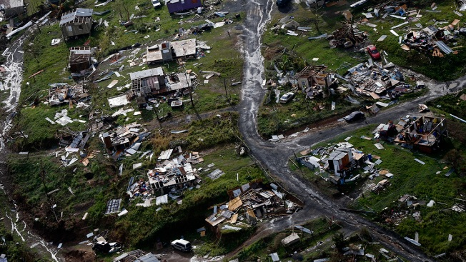 FEMA Funds Suddenly Cut for Families Displaced by Hurricane Maria: Conn. Officials