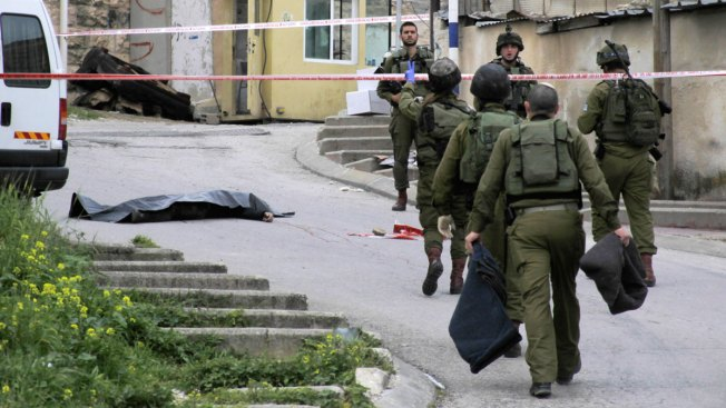 Soldier's Shooting of Palestinian Sets Off Uproar in Israel