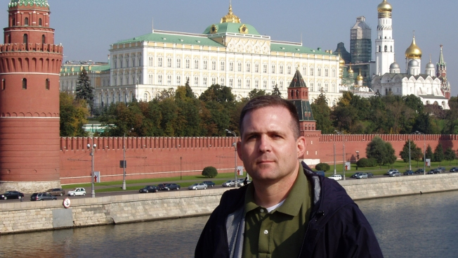 Bail Sought for Ex-Marine Held in Moscow for Alleged Spying