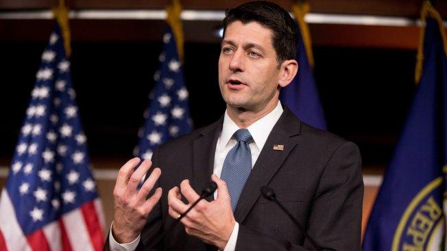 Paul Ryan Denounces Donald Trump's 'Racist Comments' About Judge