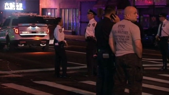 Woman Crossing Chinatown Street Hit, Killed by SUV: NYPD