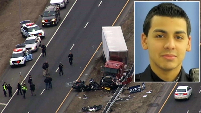 NJ Cop in Fatal Wrong-Way NYC Crash to Face Criminal Charges: Sources