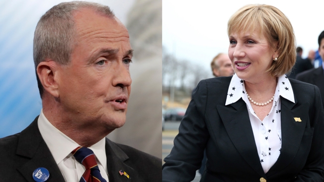 New Jersey's GOP candidate for governor to name running mate