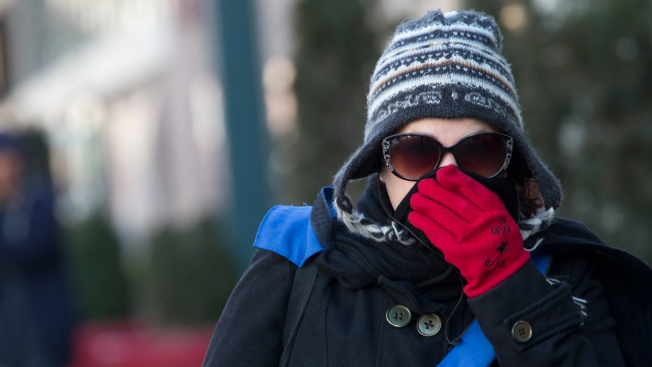 Polar Vortex Brings Extreme Wind Chill to Midwest, Northeast