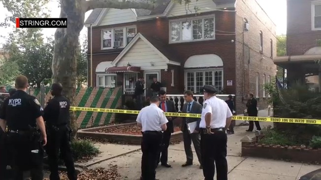 Bomb Squad Responds to Queens Home After Possible Firework Thrown Through Window: NYPD