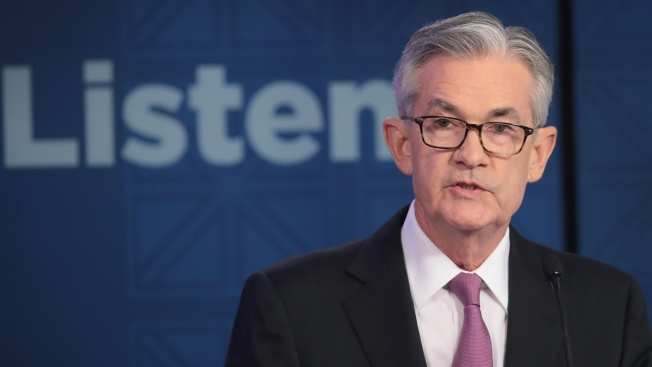 Fed Cuts Key Rate for First Time in More Than a Decade