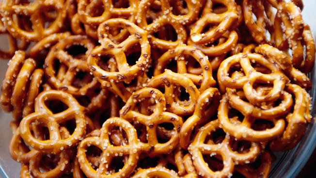Rold Gold Pretzels Recalled Over Peanut Traces