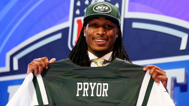 Jets Pick Louisville Safety Calvin Pryor at No. 18