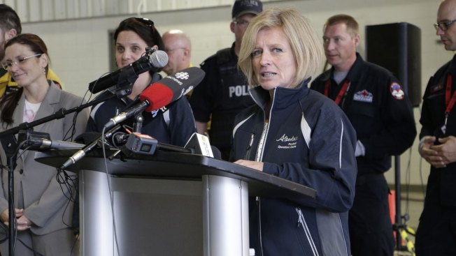 Canadians Affected by Wildfire Could Return Home Soon: Premier