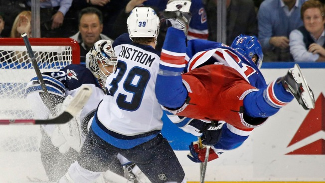 Rangers Give up 3 in 3rd, Fall to Jets