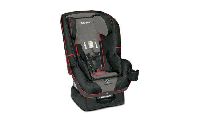 Recaro Recalls Child Car Seats; Top Tether Can Come Loose