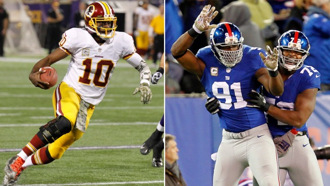 Giants-Redskins Preview: They're All Must-Win Games For Big Blue Now