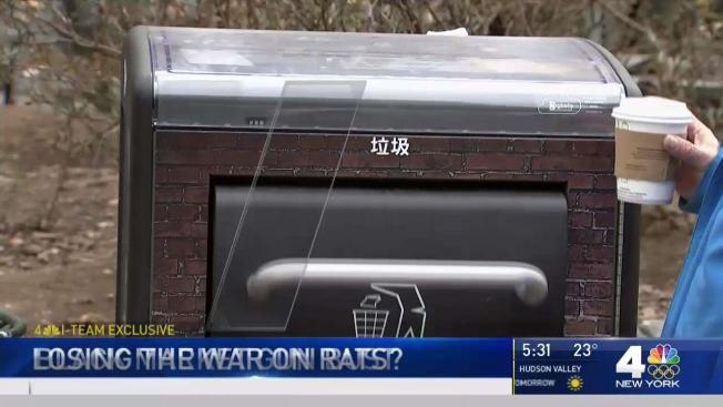 Residents Question 7 000 Solar Powered Trash Cans In War