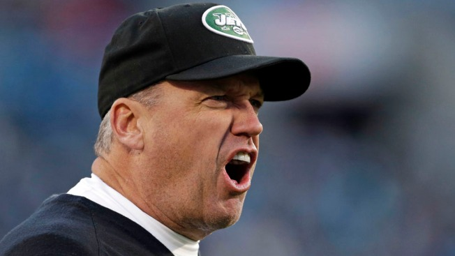 Rex Ryan Still Believes He's Right for Jets