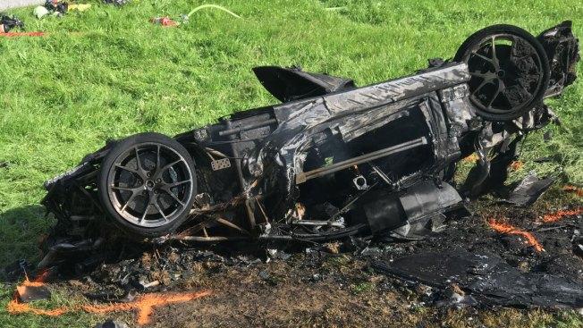 'The Grand Tour' Host Richard Hammond Injured in Car Crash