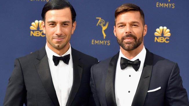 Ricky Martin and Husband Welcome Baby Girl
