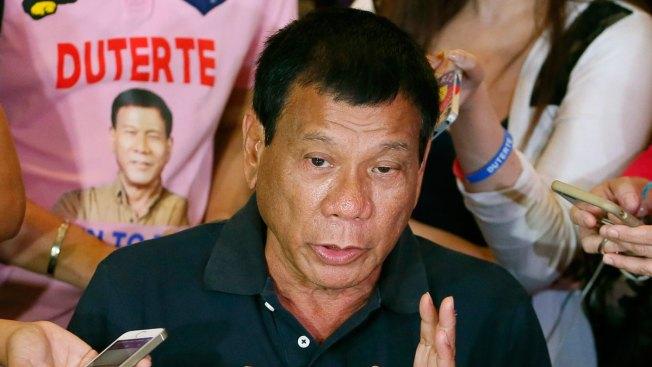 Philippines President Rodrigo Duterte, Asia's 'Trump,' Eyes Closer China Ties