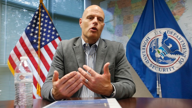 Acting Director of Immigration and Customs Enforcement Is Leaving