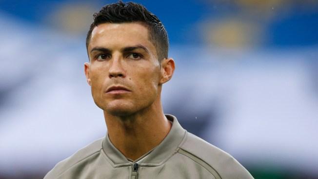 Juventus Coach says Ronaldo 'Calm' as Rape Case Goes Forward