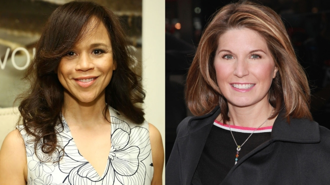 "Rosie Perez, Nicolle Wallace Join ""The View"""